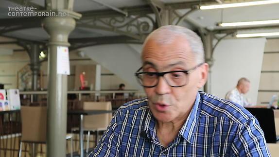 """Vidéo Ahmed Madani, """"L'écriture au jour le jour"""""""