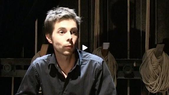 Image du spectacle Un onzième personnage: le pianiste
