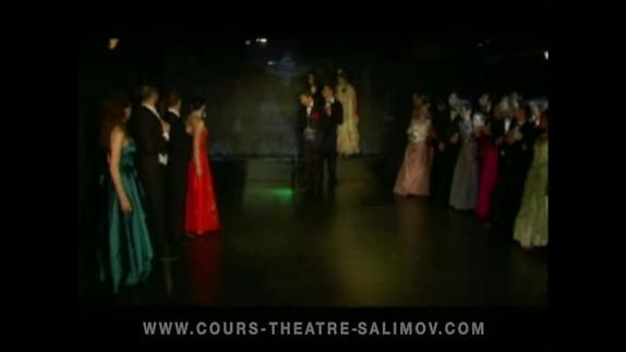 """Image du spectacle """"La Chauve-souris"""" (extr 6), opérette de Johann Strauss fils, Emile Salimov"""