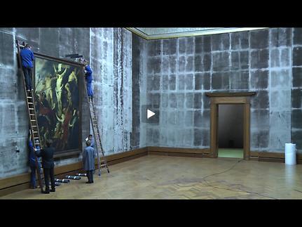 Vidéo Jeunes critiques en Avignon - L'Absurde grandeur de Rubens