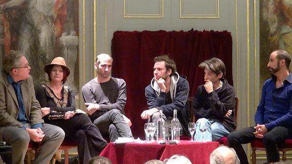 Vidéo Table ronde « La Finance lieu de théâtre ? »