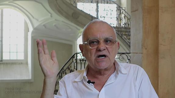 """Vidéo Philippe Minyana, """" L'Arbre"""", présentation"""