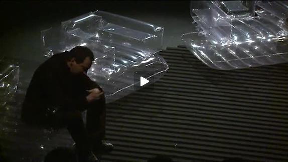 Vidéo Teaser 2/2 du spectacle Le Réflexe de la complainte