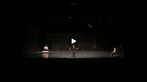 """Vidéo """"Slow"""" - Cies Combats Absurdes et Inédit Théâtre - Extrait"""