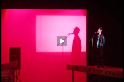 "Vidéo ""Bolando, roi des Gitans"" de Gustave Akakpo, m.e.s. C. Brossard - Extraits"