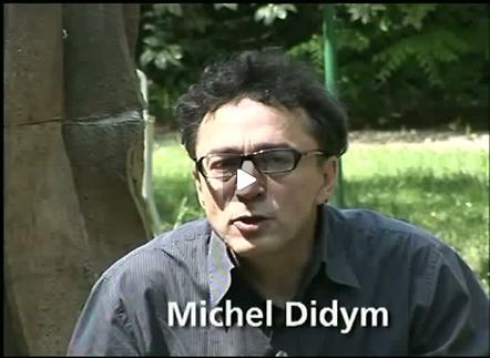 """Vidéo """"Invasion !"""", entretien avec Michel Didym"""