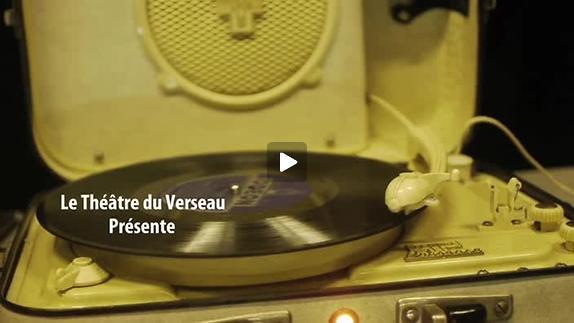 """Vidéo """"Neuf Petites Filles"""" de Sandrine Roche - Théâtre du Verseau - extraits"""