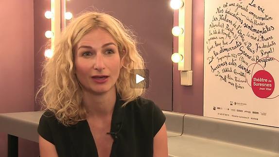 """Vidéo """"1300 grammes"""" - Entretien avec Léonore Confino et Catherine Schaub"""