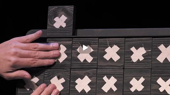 """Vidéo """"Les Images flottantes"""", conception Patrick Corillon - Bande-annonce"""