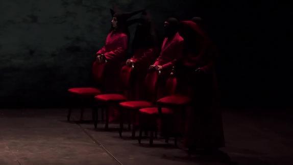 """Vidéo """"Vangelo"""" de Pippo Delbono - Bande-annonce"""
