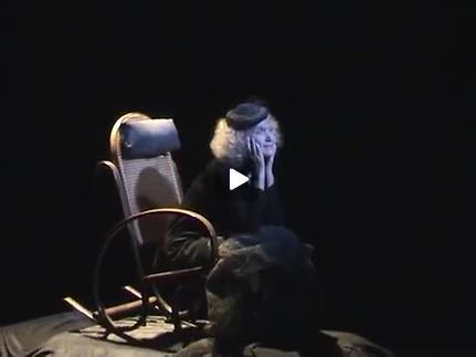"""Vidéo """"Pas"""" - """"Berceuse"""" - """"Pas Moi"""", m.e.s. Ghislaine Dumont - Extraits"""