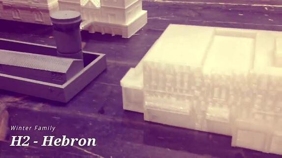 """Vidéo """"2 - Hebron"""" - Winter Family"""