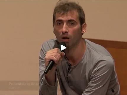 "Vidéo ""Viktor Vavitch"", présentation par David Lescot"