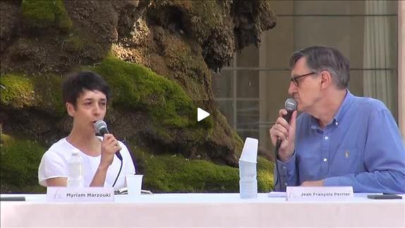 """Vidéo Myriam Marzouki pour """"Le Début de quelque chose"""""""