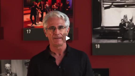 """Vidéo """"Graal Théâtre - Lancelot du Lac"""", présentation par Jean-Pierre Jourdain"""