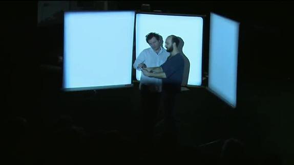 "Vidéo ""En Route-Kaddish"" de David Geselson, teaser"