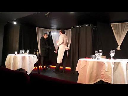"""Vidéo """"Les Îles flottantes"""" de P. Emond, m.e.s. G. About - Extrait n° 1/5"""