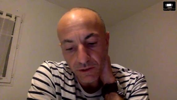 """Vidéo """"Franchir la nuit"""" - Entretien avec Rachid Ouramdane"""