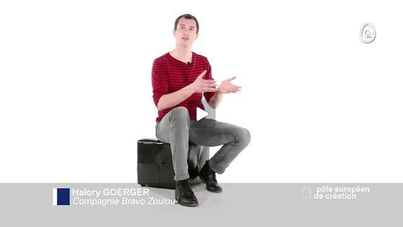 "Vidéo ""Germinal"" - Entretien avec Antoine Defoort & Halory Goerger"