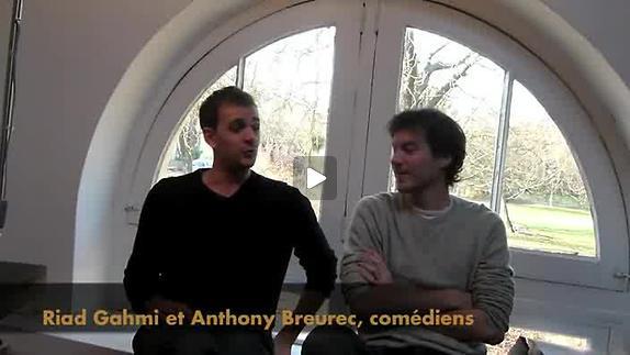 """Vidéo """"Ma Mère qui chantait sur un phare"""" (2/4), les personnages"""