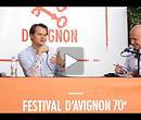 "Vidéo Nicolas Truong pour ""Interview"""