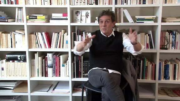 Vidéo Les Langagières - Entretien avec Christian Schiaretti