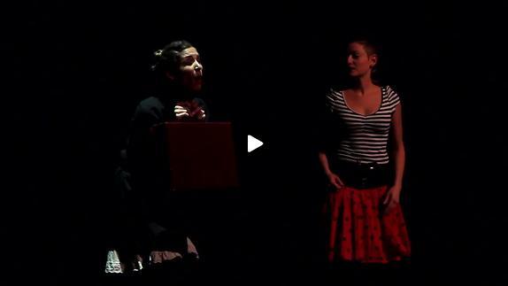 """Vidéo """"Péronnille"""" - Cie Dis donc - Teaser"""