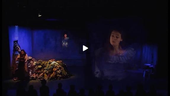 """Vidéo """"Coeurs de chiffons"""" - spectacle jeune public, extraits"""