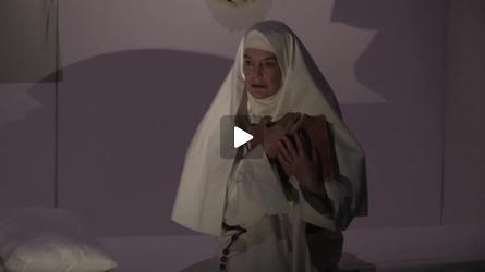 """Ödipus der Tyrann"" de F. Hölderlin, m.e.s. Roméo Castellucci - Bande-annonce"