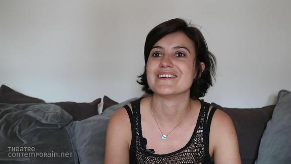 """Vidéo """"Zone à étendre"""", Mariette Navarro, la genèse"""