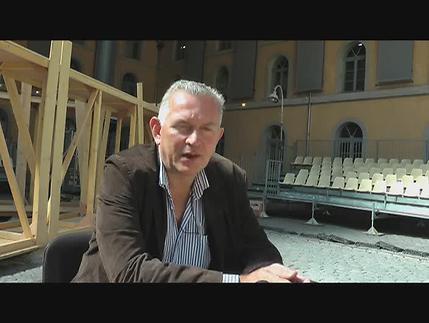 Vidéo Interview Lukas Hemleb, metteur en scène