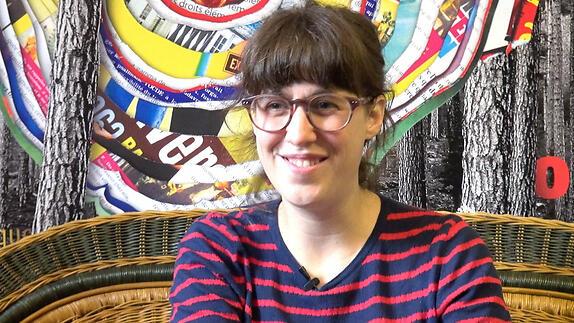"Vidéo Entretien avec Sarah Berthiaume pour ""Yukonstyle"""