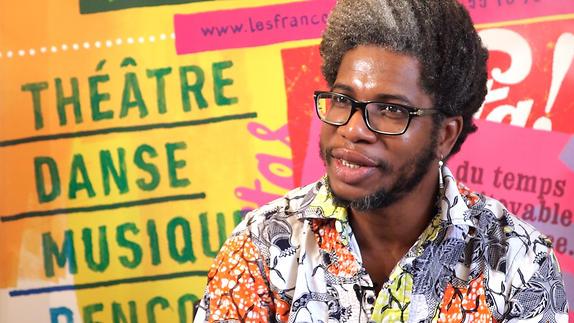 "Vidéo Entretien avec Gustave Akapko pour ""Si tu sors, je sors"""