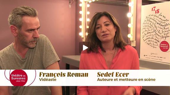 """Vidéo """"e-passeur.com"""" - Entretien avec Estelle Meyer, François Roman et Sedef Ecer"""