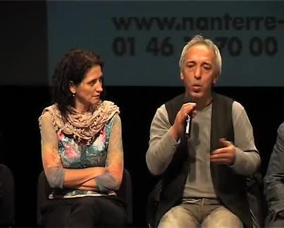 """Vidéo """"Zoltan"""", présentation par A. Chouaki et V. Bellegarde"""