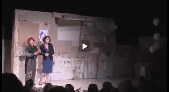 "Vidéo ""Monsieur Cloche"" de Marina Damestoy, extraits"