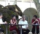 Vidéo Ouverture du Festival avec H.Archambault, V.Baudriller, J. Nad, Bartabas...