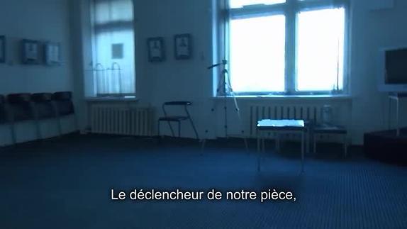 "Vidéo ""Je suis"" de Tatiana Frolova, bande-annonce"