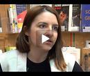 Vidéo Alexandra Badea / Le premier texte de théâtre