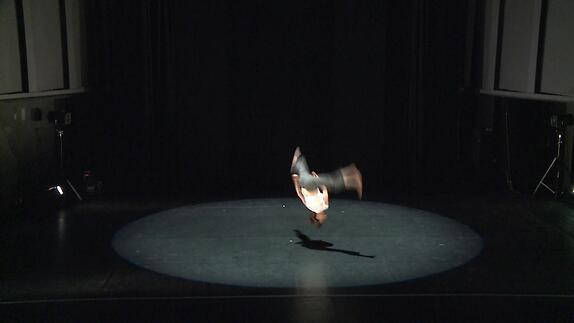"""Vidéo """"Souffle"""", chorégraphie Florence Caillon et Julie Tavert - Teaser"""