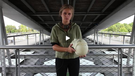 """Vidéo """"Dans le plus simple appareil"""" de Juliette Malfray - Teaser"""