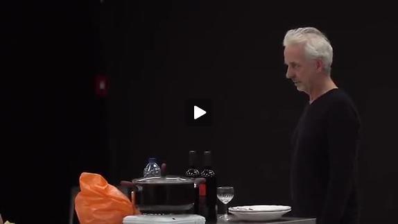 "Vidéo ""Reconstitution"" de Pascal Rambert - Extraits"