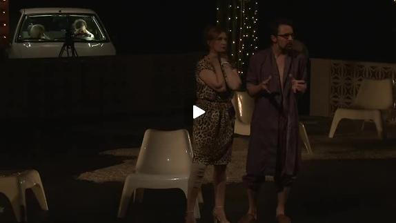 """Vidéo """"Les Enfants du soleil"""", m.e.s. Mikaël Serre, bande-annonce"""