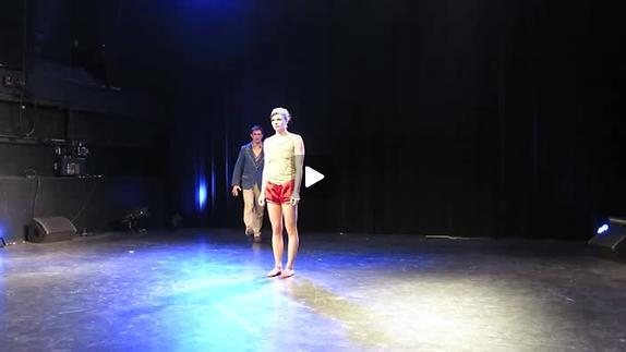 """Vidéo """"Le Diable au corps"""" de M. Pallandre et C. Leroy, extraits"""