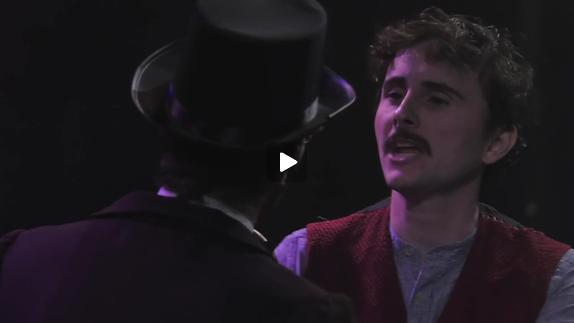 """Vidéo """"Le Mariage forcé de George Dandin"""" - Cie le Homard Bleu - Bande-annonce"""
