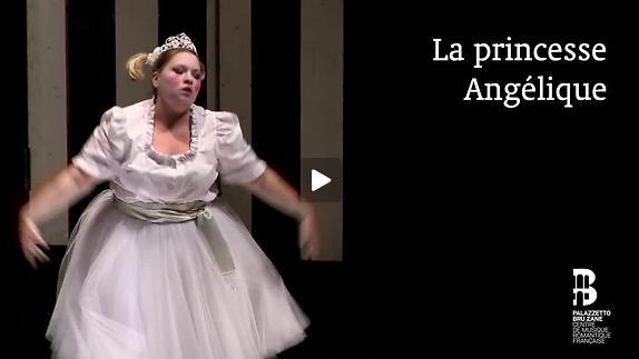 """Vidéo """"Les Chevaliers de la Table ronde"""", m.e.s. Pierre-André Weitz - Teaser"""