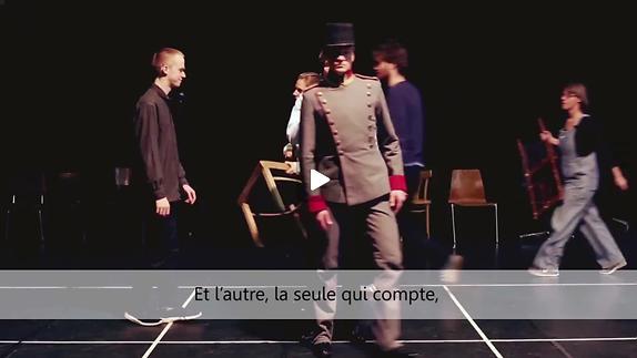 "Vidéo ""Beware of the pity"" de Simon McBurney - Teaser"