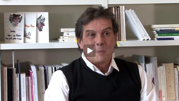 """Vidéo """"Ajax : Variation à partir de Sophocle"""" - Entretien avec Christian Schiaretti"""