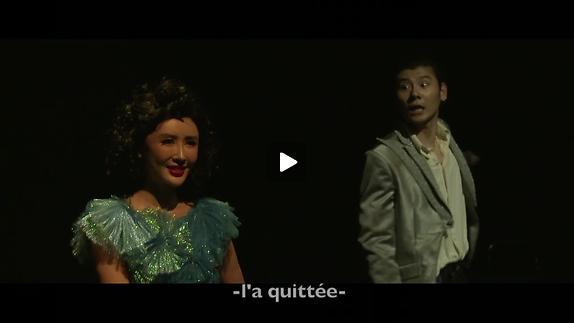 "Vidéo ""Music-hall"", J-L Lagarce, S. Shao, extrait 4/4"