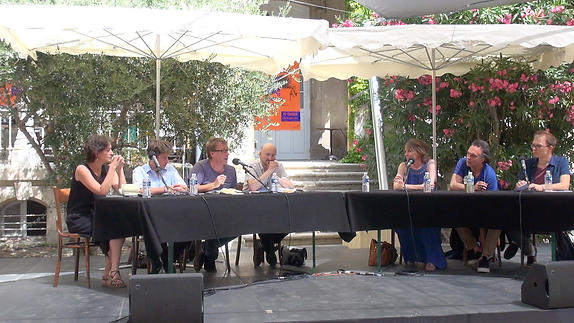 """Vidéo Rencontre Théâtre Public n° 221 : """"États de la scène actuelle 2014 – 2015"""""""
